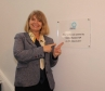 Harriett Baldwin MP joins staff at AuraQ in their newly refurbished Malvern office space