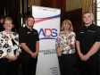 Careers in the defence industry: Julie Mears, Jamie Todhunter, Harriett Baldwin MP and Sam Phillips