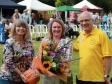 Harriett Baldwin praised the efforts of Alfrick village show organisers
