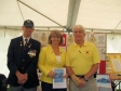 Harriett Baldwin supports Armed Forces Day 2013