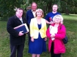 Harriett Baldwin meets parishioners in Beckford to discuss local plans