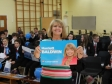 Harriett Baldwin at Chantry's Election Question Time