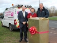 Malvern businesses get broadband Xmas boost