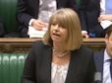 Harriett Baldwin MP speaking at the Dispatch Box, March 2016