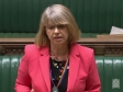 Harriett Baldwin MP speaking in the House of Commons on World Immunisation Week, May 2019