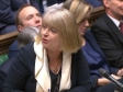 Harriett Baldwin MP at the dispatch box, DFID Questions, January 2019