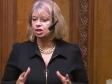 Harriett Baldwin MP speaking in the House of Commons, Feb 2020, Windrush Compensation Scheme