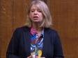 Harriett Baldwin MP speaking in the House of Commons, May 2020