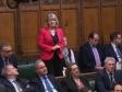 Harriett Baldwin MP speaking in the House of Commons, Mar 2020, Coronavirus