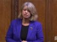 Harriett Baldwin MP speaking in the House of Commons, Mar 2020, Education