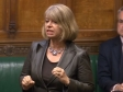 Harriett Baldwin MP speaking in the House of Commons, Jan 2020, Huawei