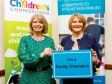 Harriett Baldwin MP with Children's Commissioner Anne Longfield