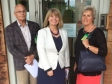 Federation of Small Business: Ken Wigfield, Harriett Baldwin MP, Angela Fitch