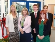 Harriett Baldwin MP opens new science labs and classrooms at Hanley Castle High School