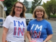 Jacqui Smith and Harriett Baldwin teaming up in Malvern during EU referendum campaign