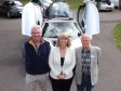 Harriett Baldwin opens Malvern Hills Electric Automobile Association event