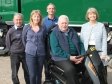 Harriett Baldwin meets Pershore charity Event Mobility based on the Racecourse Road in Pershore