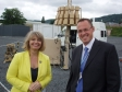 Harriett Baldwin praises QinetiQ's two Queen's Awards for Industry
