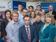 Harriett Baldwin welcomes new QinetiQ grads to Malvern