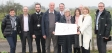 Severn Stoke Flood Action Group meet with experts from the Environment Agency and Harriett Baldwin MP