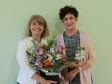 Harriett Baldwin MP sees the work of 'inspiring' Malvern florist Lucy Jones