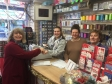 Harriett Baldwin MP goes Small Business Saturday Christmas shopping at Special Occasions