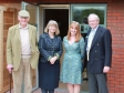 Harriett tours new St Richard's Hospice Suite