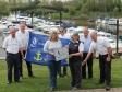 Harriett Baldwin presents 'Anchor' award to Upton Marina