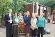 WI present environmental awards at Waitrose
