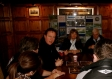 The Prime Minister on his visit to Upton-upon-Severn during the floods last year